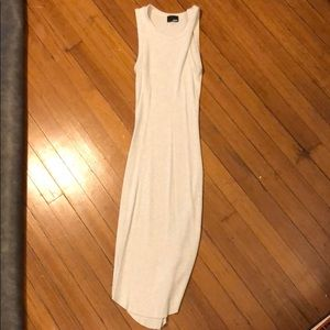 Wilfred Free long cotton dress